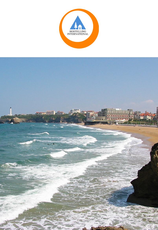 Présentation du partenaire Hihostels à Biarritz