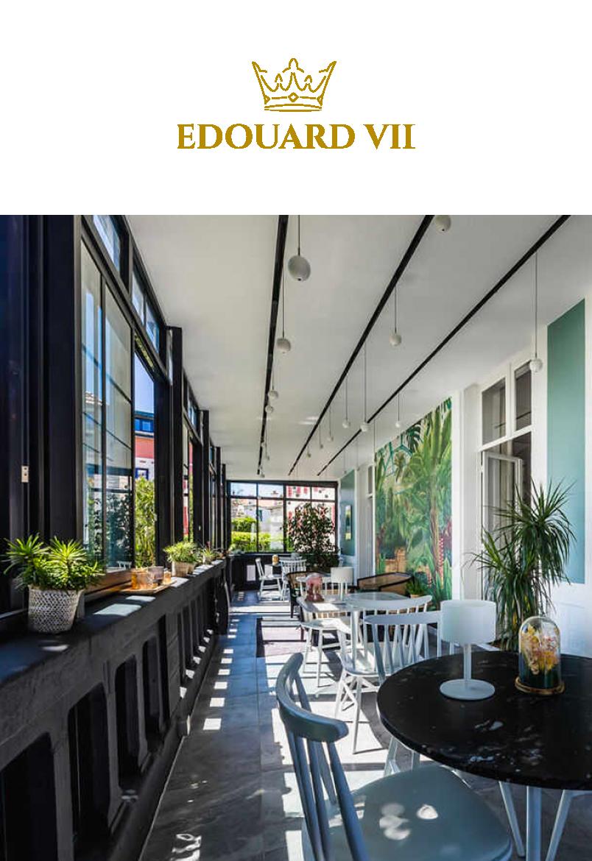Présentation du partenaire Hôtel Edouard VII