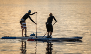 location stand up paddle