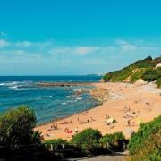Surf marée haute Biarritz Anglet Biardt Hendaye