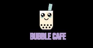 logo du bubble café de biarritz