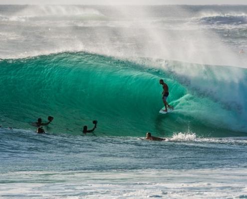 tube de surf