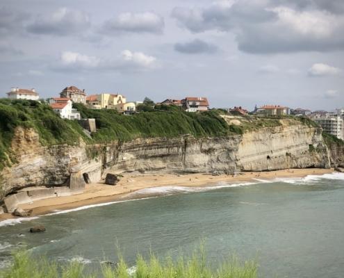 cote biarritz surf