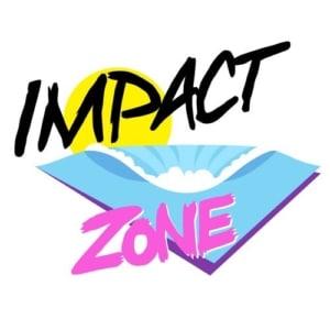 Impact zone surf