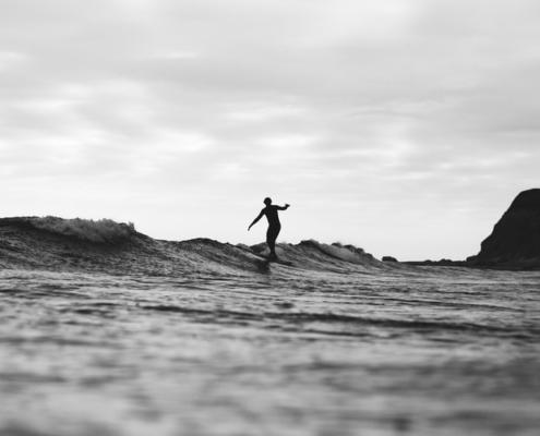 planche de surf longboard