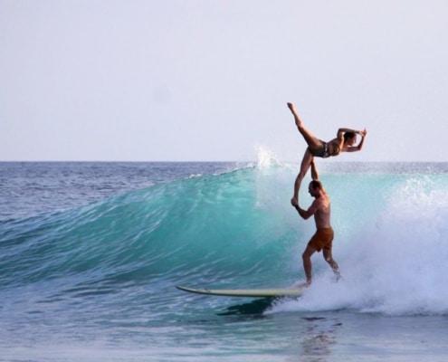 surf tandem cote des basques