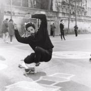lotfi lamaali l'inventeur du longboard dancing